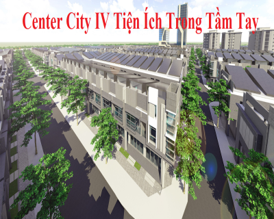 Dự Án Center City IV